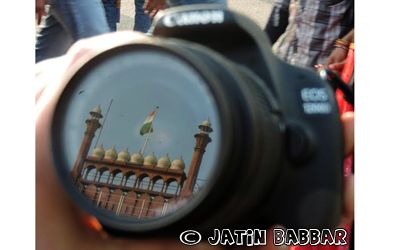 Red Fort Photo Contest by AIPTIA : Consolation Prize winners