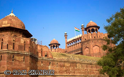 Red Fort Photo Contest : Result:: First Prize goes to Ram Chander