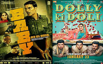 Friday Box Office :: Dolly Ki Doli [ 23 January 2015 ]
