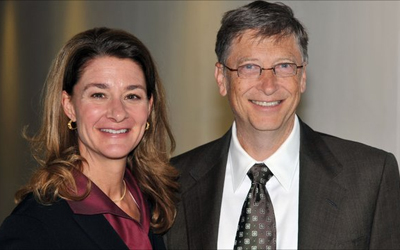Bill and Melinda Gates Receive Indian Civilian Award, Padma Bhushan.