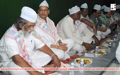 Iftar Party :: Jharkhand Mukti Morcha