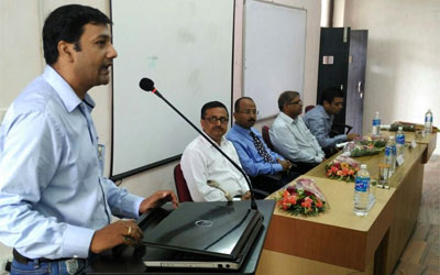 USHERING Ceremony at Kejriwal Institute of Management & Development Studies, Ranchi