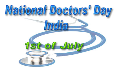 National Doctors Day