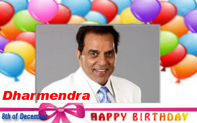 Happy Birthday :: Dharmendra [ 8th of December ]