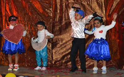 Guru Nanak School :: Annual day Celebration