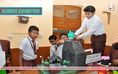 Science Exhibition ::  St. Thomas School
