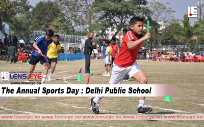 The Annual Sports Day : Delhi Public School
