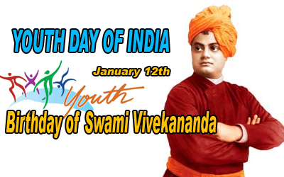 National Youth Day :: 12th of January
