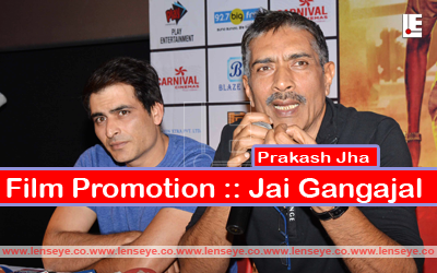 Film Promotion :: Jai Gangajal