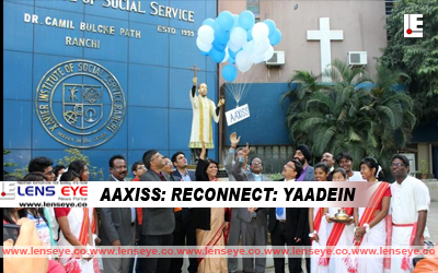 AAXISS: RECONNECT: YAADEIN