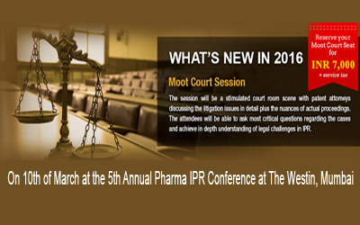 Moot Court Session - Pharma