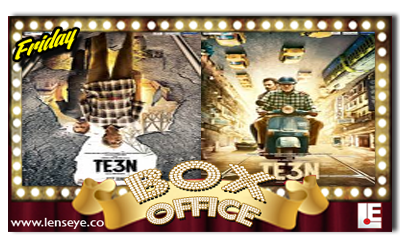 Friday Box Office :: Te3n [ 10th of June 2016 ]