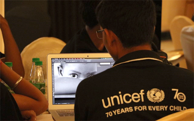 UNICEF Organizes 'Capture the Right Moment' Photography Workshop for CUJ students