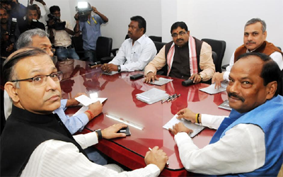 Core Committee meeting of BJP