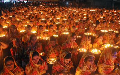 Maha Aarti in Ranchi