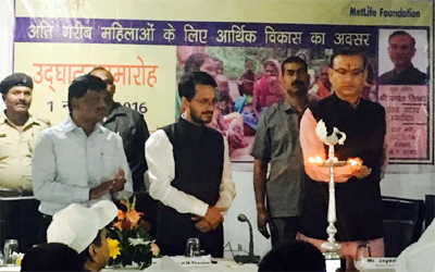 MetLife Foundation and Trickle Up roll out its innovative socio-economic program to empower ultra-poor families in Jharkhand