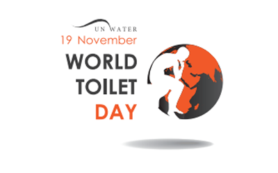 World Toilet Day :: 19th  November every year