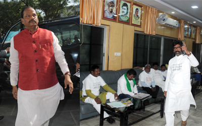 CNT - SPT Act passed during ongoing Winter session in Jharkhand Assembly