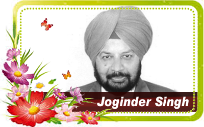 Former CBI director Joginder Singh passes away after prolonged illness. He was 77.