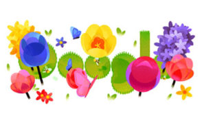 Google celebrated Iranian New Year,  Nowruz with a animated Doodle