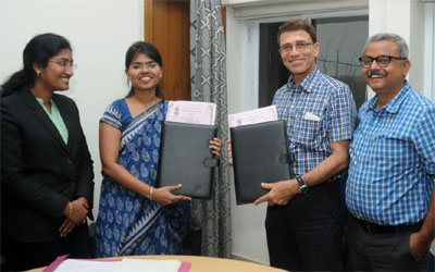 iB Hubs signs MoU with the Government of Jharkhand.