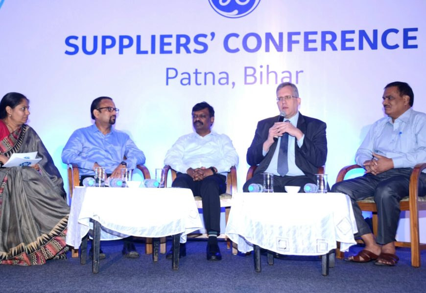 GE Supplier conference :: Attracting Industrial Investment in Bihar