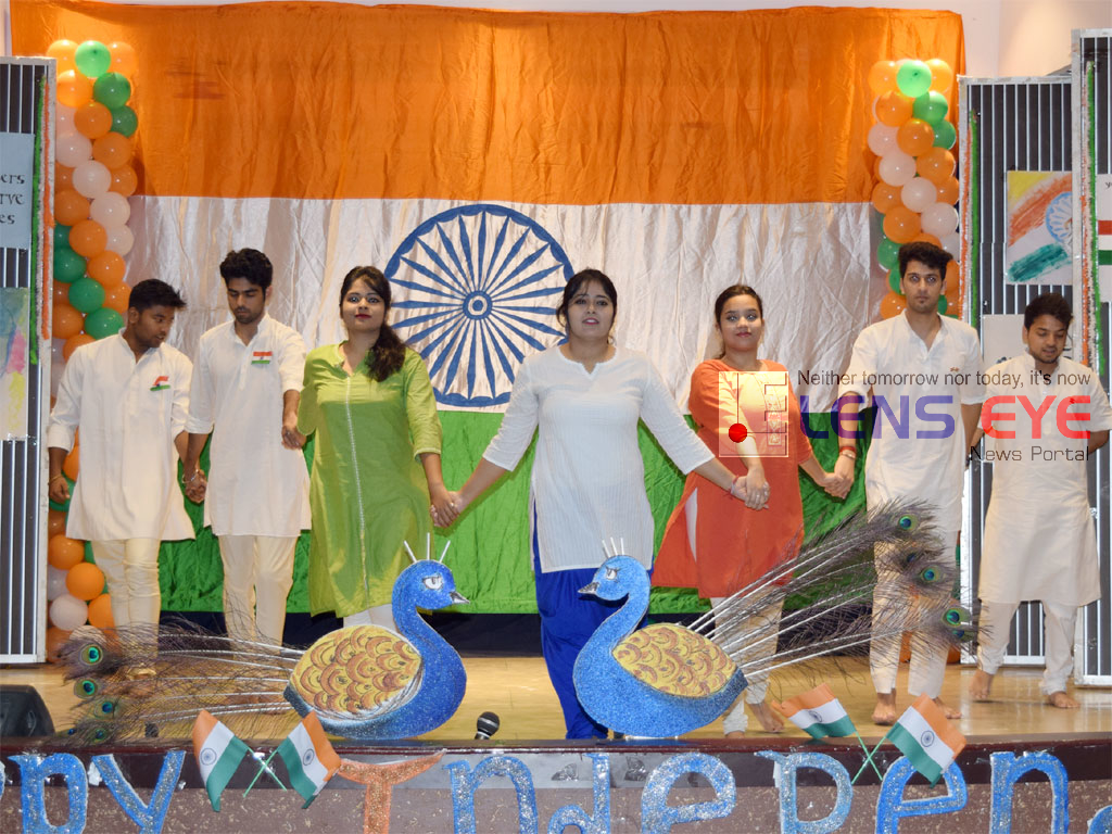 XISS, Ranchi :: The Independence Day Celebration