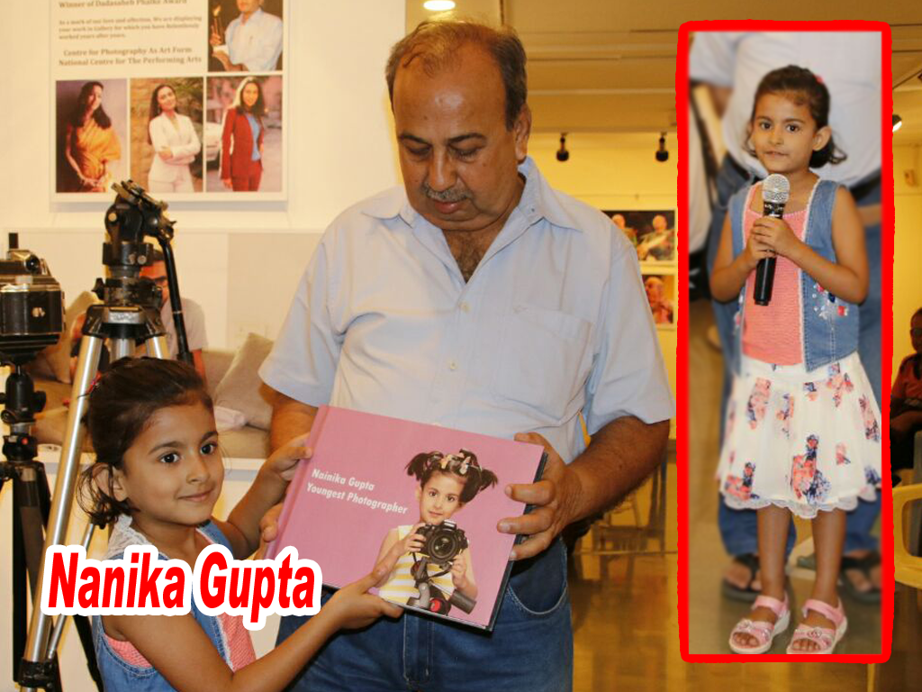 Lens Eye Special :: Nainika Gupta's Photo Book released in  Mumbai