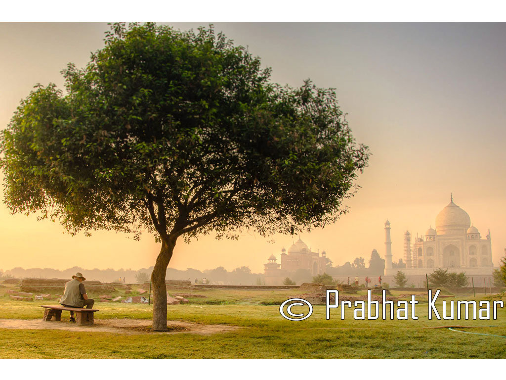 Photo of the Day : Prabhat Kumar - Agra