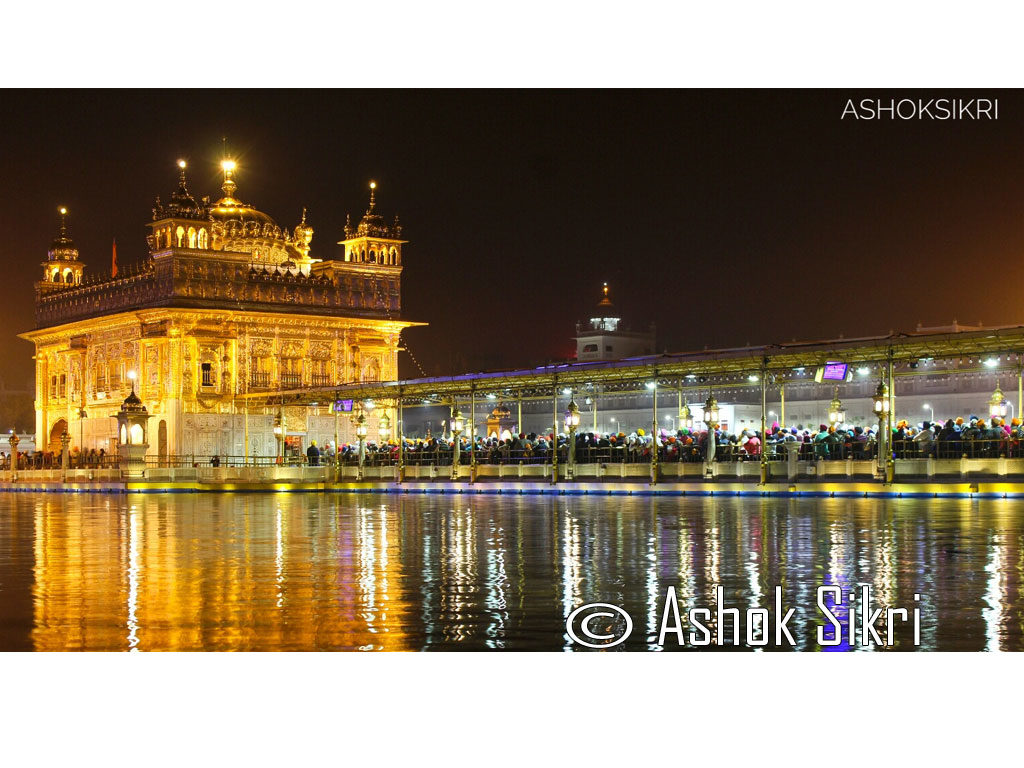 Photo of the Day : Ashok Sikri - Rishikesh