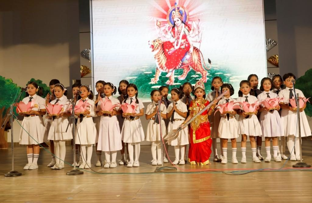 Navratri Celebration @ SBPS