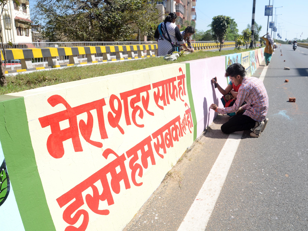 The 17th foundation day of Jharkhand :: The Preparation
