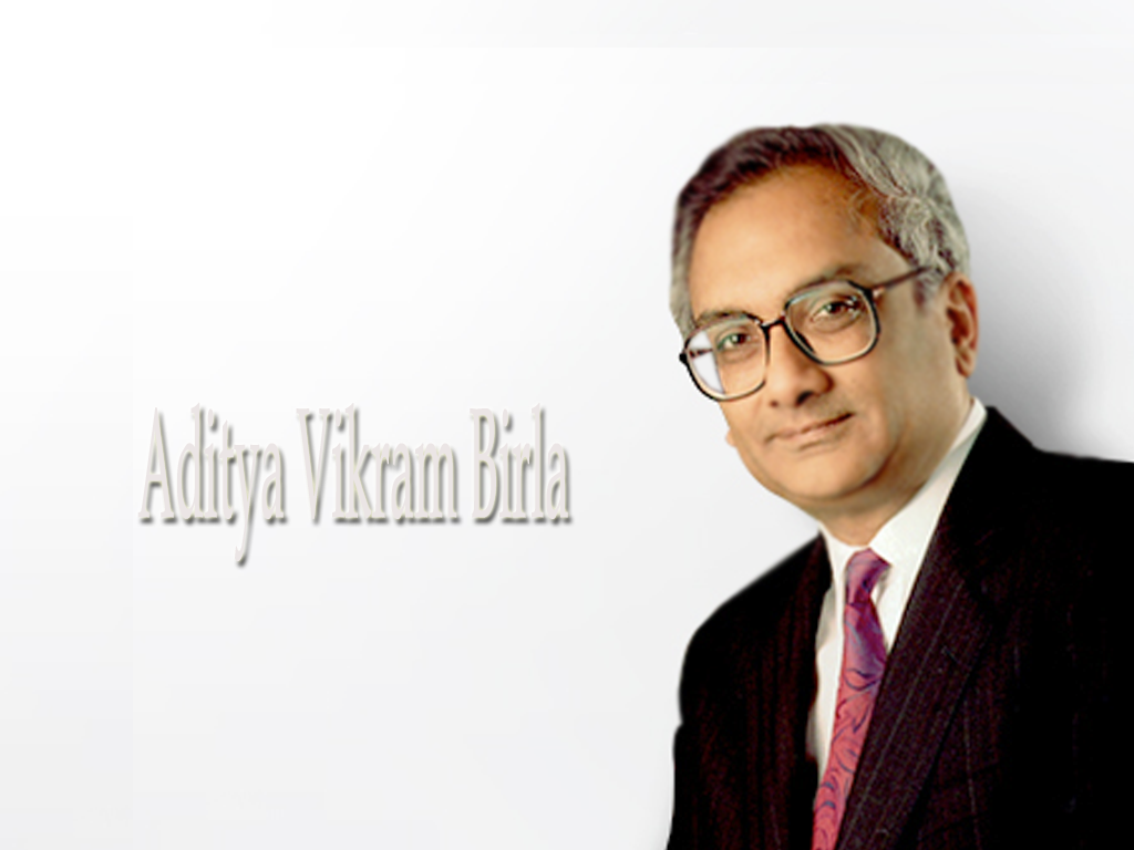 In History Today :: Birth of Aditya Vikram Birla (14 November 1943 )