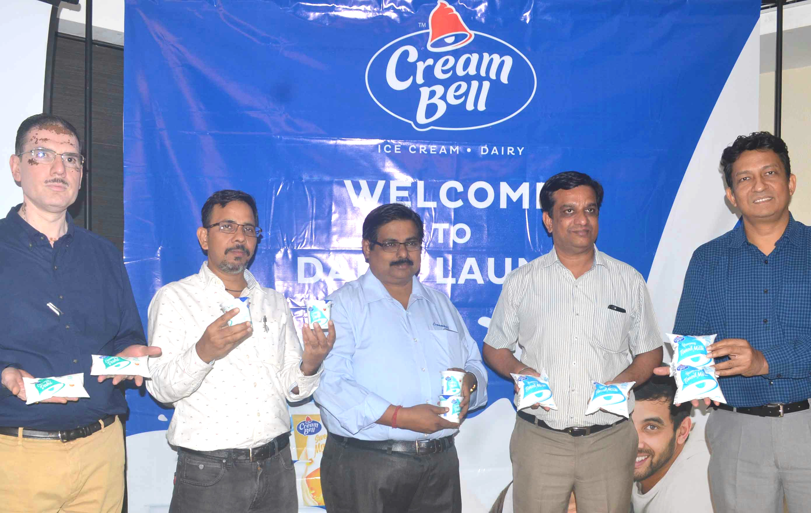 Creambell sets up Biggest Dairy in Eastern India : Plans to launch a slew of milk based products