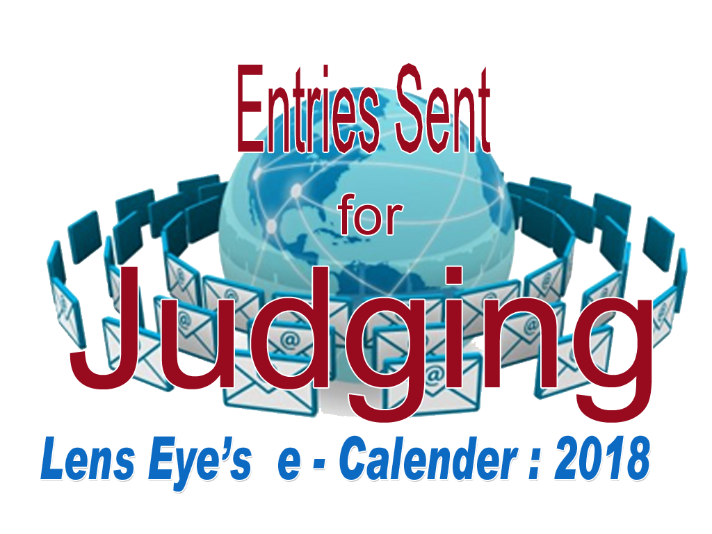Lens Eye's e - Calender : 2018 :: Entries Sent for Judging