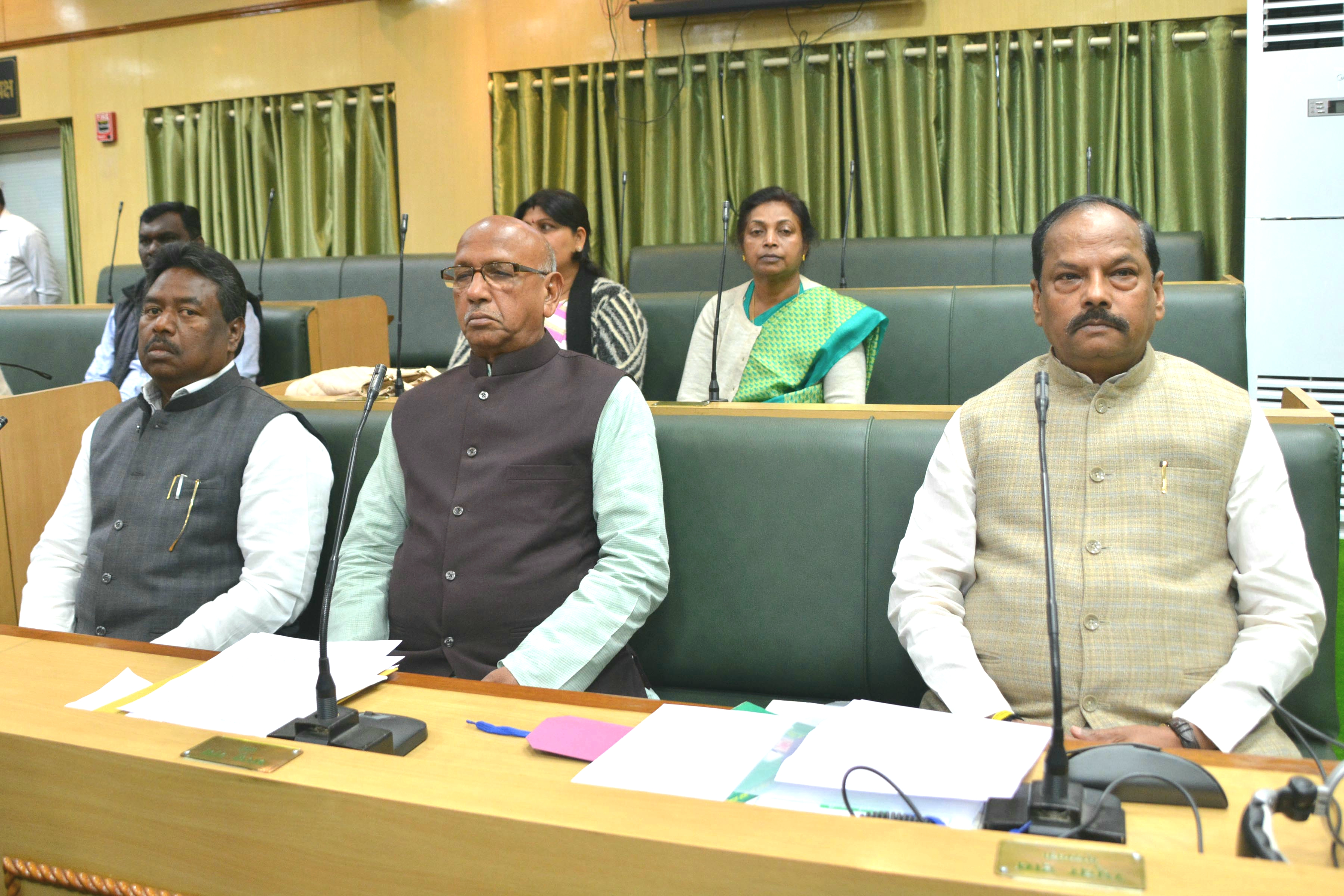 Budget Session of Jharkhand Assembly :: Day One