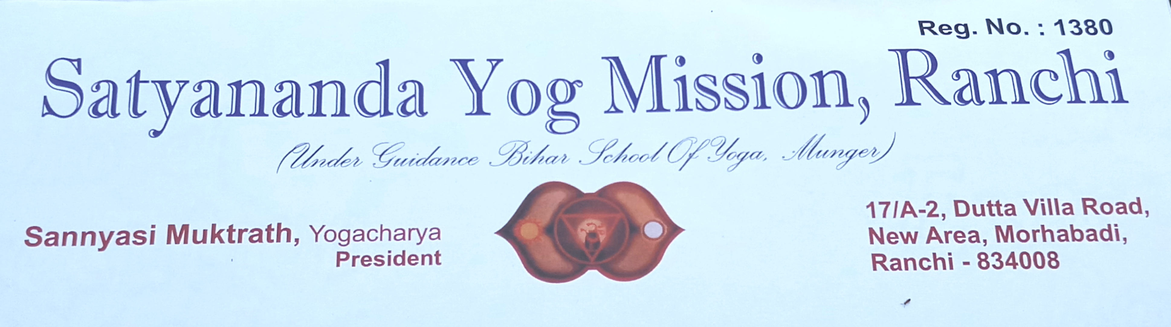 Satyanand Yog mission