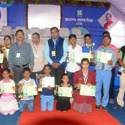 Painting Competition by Govt of Jharkhand :: The Winners