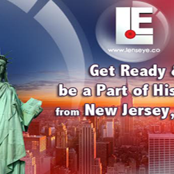 Lens Eye Special :: Get Ready to be a Part of History from New Jersey, USA.