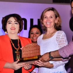 Noted ophthalmologist Dr. Bharti Kashyap receives best Community Ophthalmology Award