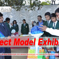 DPS Ranchi :: Project Model Exhibition