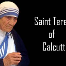Mother Teresa declared Saint Teresa of Calcutta by Pope Francis in the Vatican city.