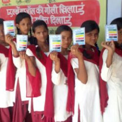 Swachhta Voting in Giridih :: 20,000 students participated