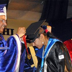 St. Xavier's College ::  The Graduation Ceremony