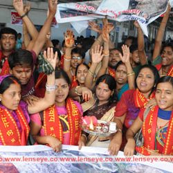 Devotees to Amarnath Yatra