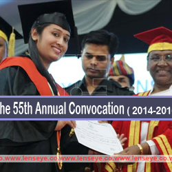 XISS :: The 55th Annual Convocation ( 2014-2016 Batch  )