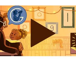 Google celebrated International Women day by a animated Doodle