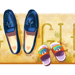 Google celebrates Mother's Day with a Doodle