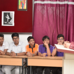 Living Book of DPS Ranchi, DR. H.S. Pandey