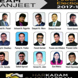 FJCCI Election 2017-18 :: Team Ranjeet.